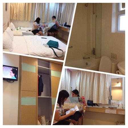 Causeway Bay Inn: Room 3