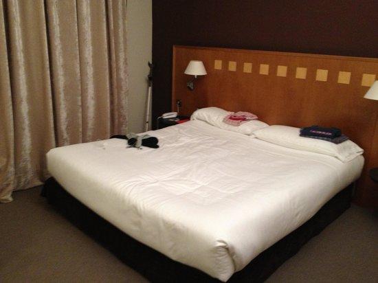 Hotel Carlemany: Habitacion
