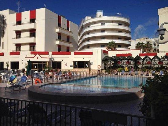 Blue Sea San Anton: pool