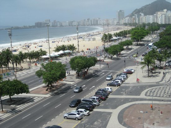Porto Bay Rio Internacional Hotel : View from #703