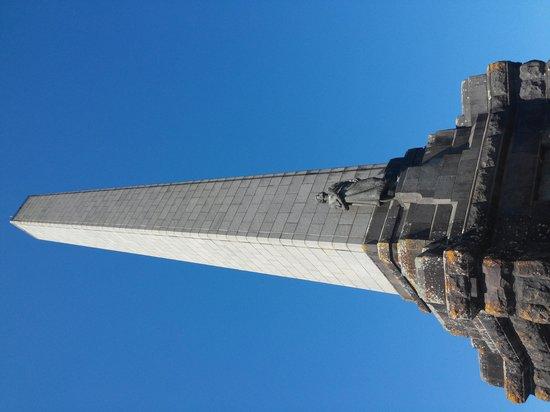 One Tree Hill (Maungakiekie): monument 2