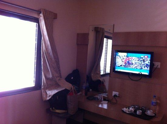 Hotel Lee Grand: Good dressing area
