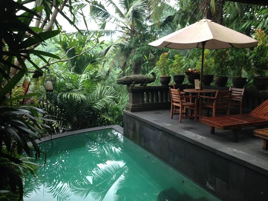 Bidadari Private Villas & Retreat: Villa 4