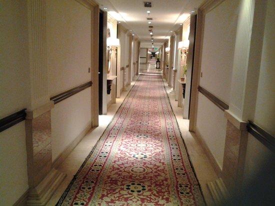 The Ashok: a paradisacl corridor