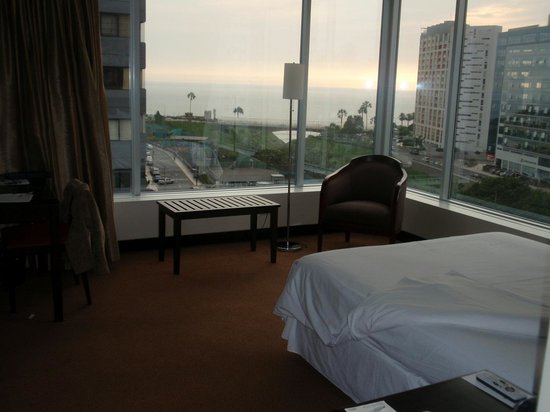 Radisson Hotel Decapolis Miraflores: nice view from room 709