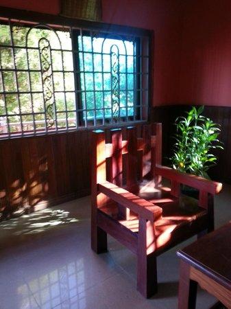 Jasmine Garden Villa: Common area.