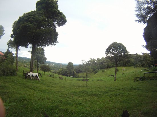 Rancho Makena: View of part of the Ranch