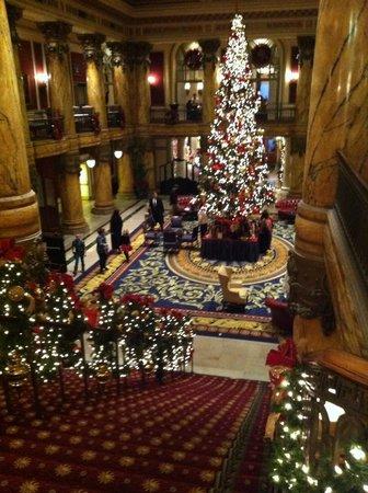 The Jefferson Hotel: Beautiful sight