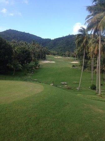 Santiburi Samui Country Club: Par 4, hcp 1 - great layout!