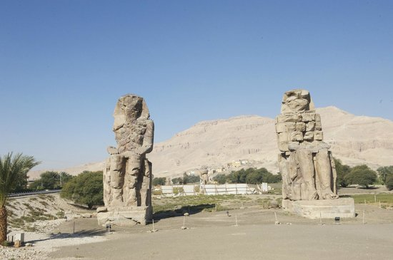 Colossi of Memnon I/III