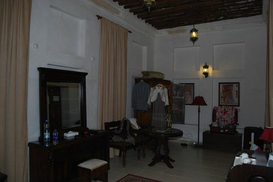 Barjeel Heritage Guest House: Our room