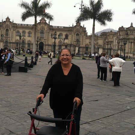 Ibis Larco Miraflores: Lima