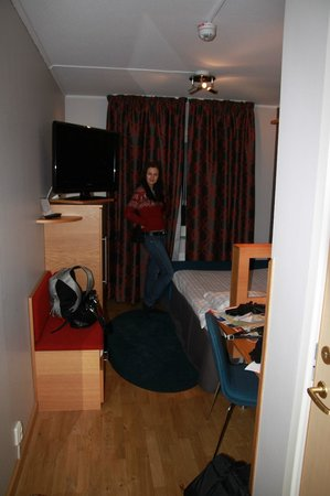 Spar Hotel Garda: Номер