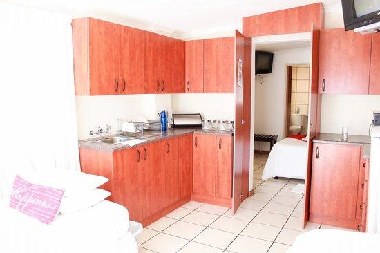 Dankie Pa Gastehuis: self catering room