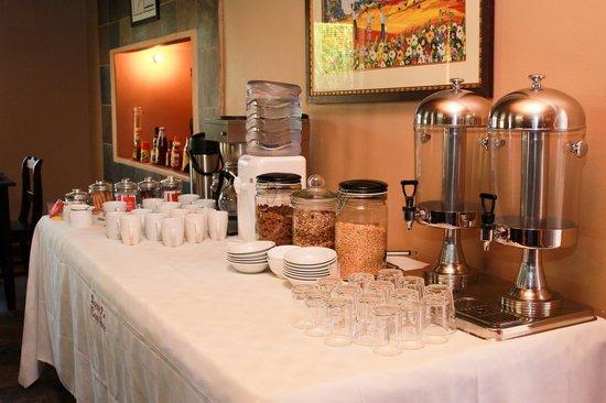 Dankie Pa Gastehuis: dining room