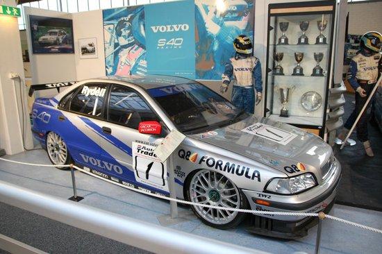 Volvo Museum: Volvo S40 BTCC