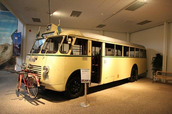 Volvo Museum: Bus