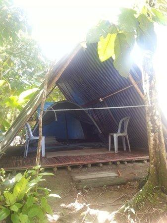 Sumbiling Eco Village: Camping Tent