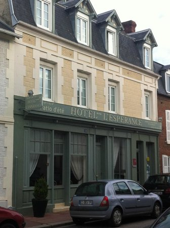 L'esperance Deauville : l'esperance