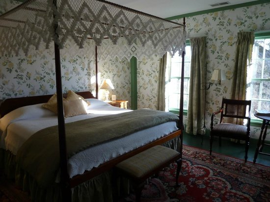 Inn at Valley Farms B&B, Cottages and Vacation Farmhouse : The Rose Room