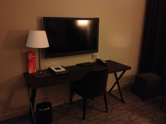 Clarion Hotel Post : Escritorio