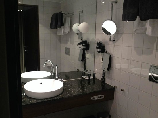 Clarion Hotel Post: Lavabo