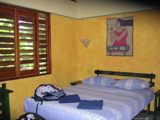 Hotel Guarana : Habitaciones comodas y limpias.