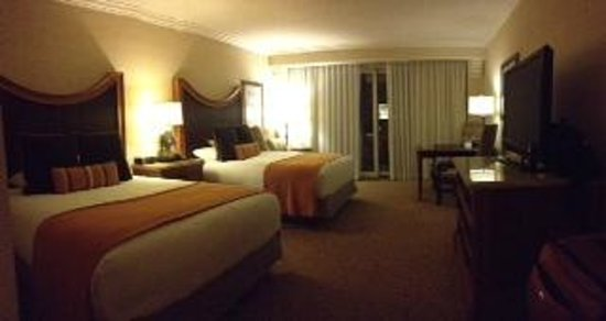 Hyatt Regency Huntington Beach Resort & Spa: Ample space