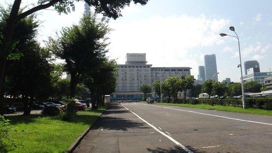 Tokyo Prince Hotel: 外観