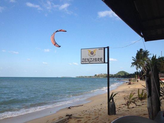 ZENZIBAR Beach Bar & Restaurant: So good to see Zanzibar doing so well. Looking forward to my next meal :)