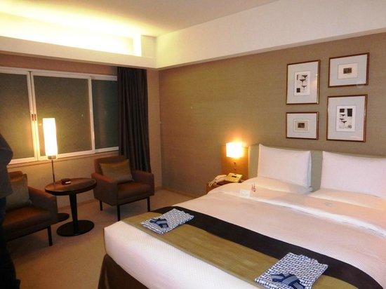 Hotel Okura Tokyo : 客室
