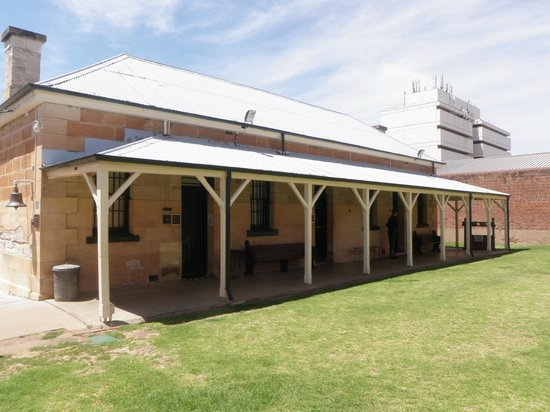 Old Dubbo Gaol: Dubbo Gaol
