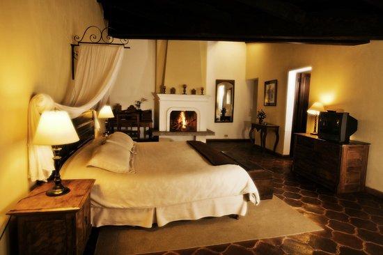 Casa Capuchinas: Habitacion 8