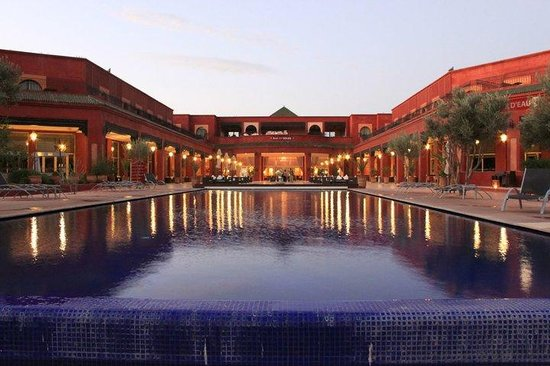 Eden Andalou Hotel Aquapark & Spa: Piscine majorelle