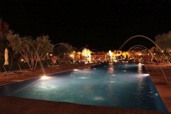 Eden Andalou Hotel Aquapark & Spa: Piscine extérieure