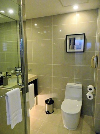 Sofitel Philippine Plaza Manila: Bathroom