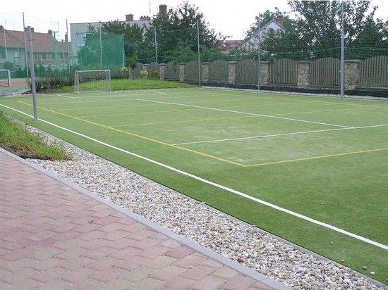 Penzion Zlobice: multipurpose playground