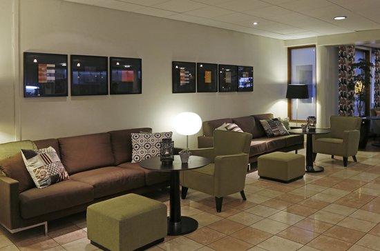 Scandic Hotel Uplandia: Lobby View