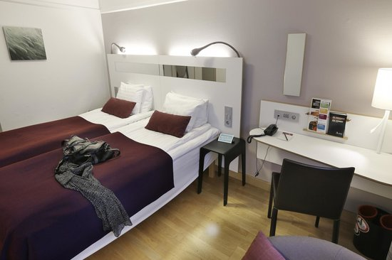 Scandic Hotel Uplandia: Standard Twinroom