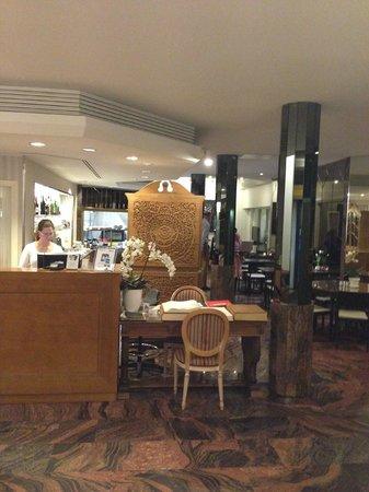 Hotel Rivoli Jardin: lobby