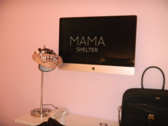 Mama Shelter Bordeaux : More pink