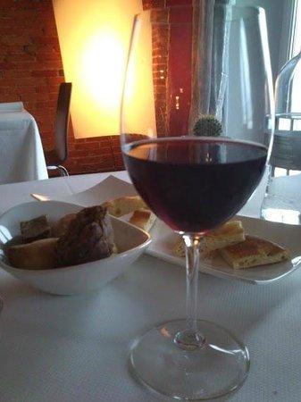 La Locanda dell'Angelo: vino