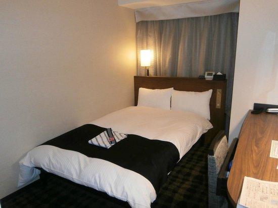 APA Hotel Nihombashi Hamacho Eki Minami: シングルルーム