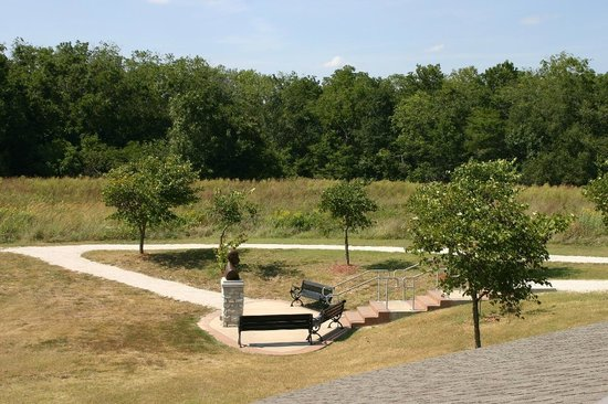 George Washington Carver National Monument: General view of site