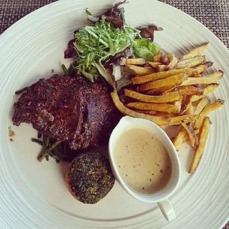 Black Pepper Steak - Picture of Metis, Kerobokan - TripAdvisor