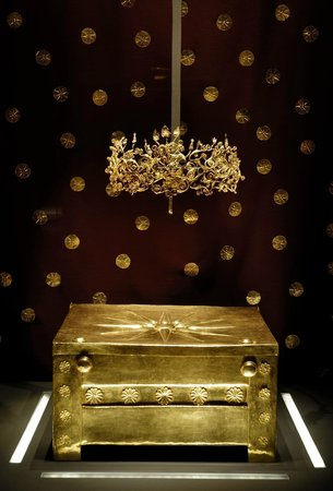 Museum of the Royal Tombs of Aigai (Vergina)