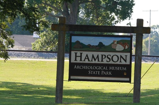 ‪Hampson Museum State Park‬
