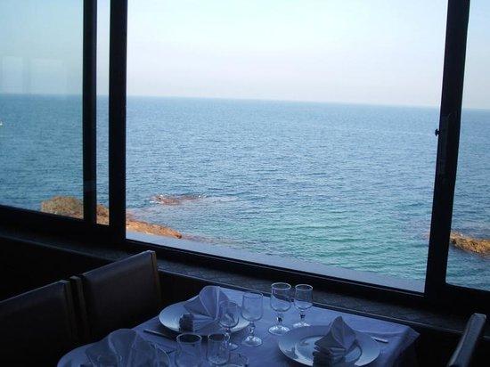 Restaurant Les Gazelles : Vista