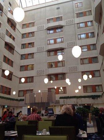Radisson Blu Royal Viking Hotel, Stockholm: breakfast...ast.....ast....st.....st.....t