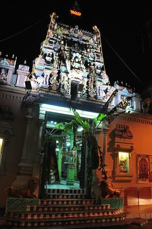 Inside - Picture of Sri Mariamman Temple, George Town ...